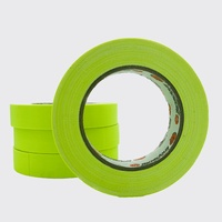 Tenacious FL166 Fluoro Tape Matte YELLOW 24mm